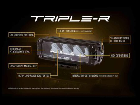 TRIPLE-R 850
