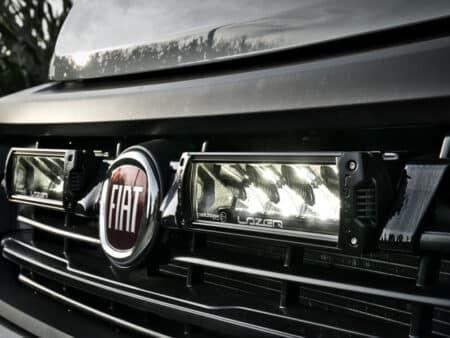 Fiat Ducato (2014+) – Sada pro osvětelní do mřížky chladiče