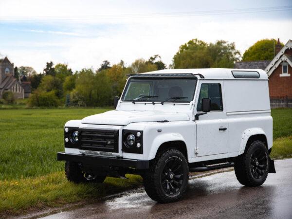 Land Rover Defender (-2018) sada pro střešní uchycení