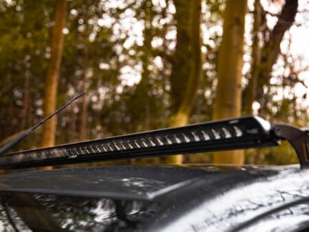 Mitsubishi L200 sada pro střešní uchycení (bez hagusů)