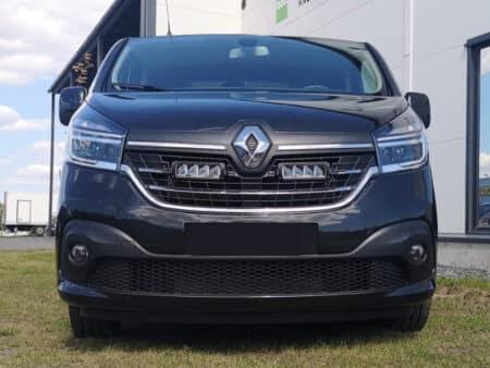 Renault Trafic (2019+) – kit do mřížky pro světlomety