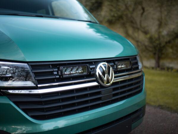 VW TRANSPORTER T6.1 – Kit do mřížky pro světlomety