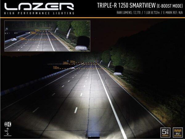 TRIPLE-R 1250 SMARTVIEW GEN2