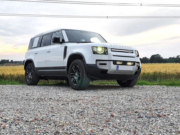 Land Rover Defender (2020+) – Sada pro světlomety do mřížky chladiče