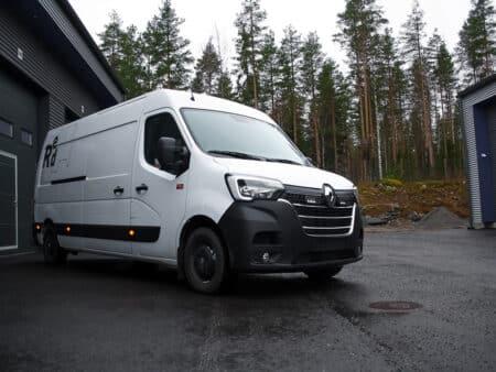 Renault Master (2020+) – sada pro světlomety do mřížky chladiče