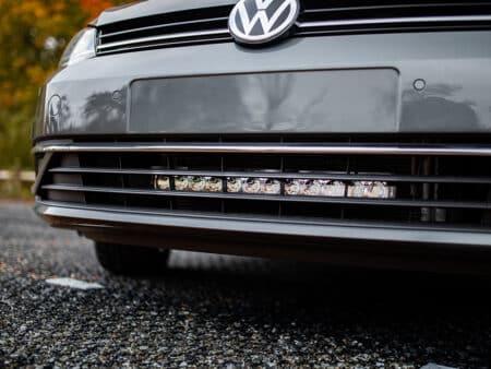 VW Golf (2017+) – Sada pro osvětlení do nárazníku